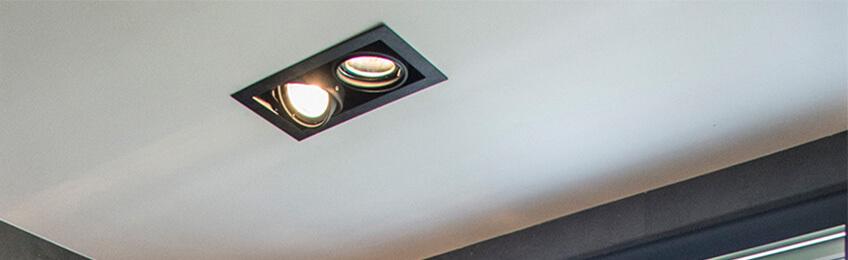 Spots plafond LED
