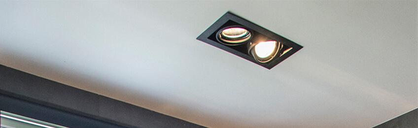 Spots encastrables LED