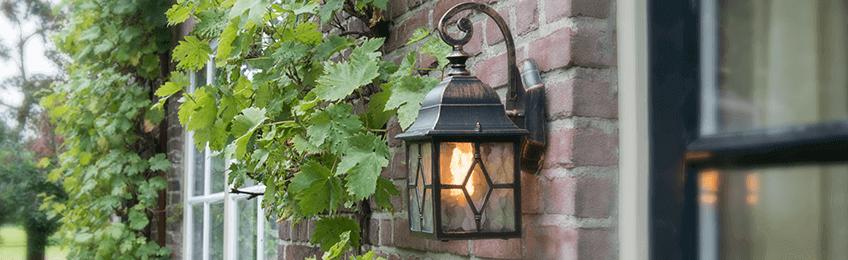Lanternes extérieures