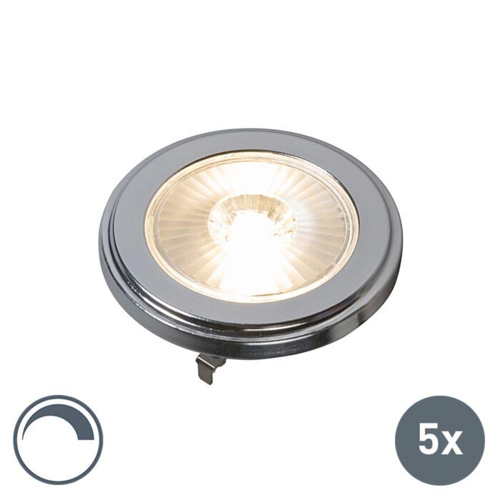 Ensemble-de-5-lampes-LED-G53-à-intensité-variable-AR111-10W-800LM-3000K