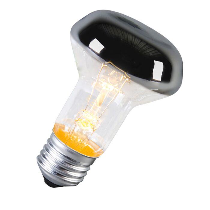 Ampoule-à-incandescence-à-tête-miroir-E27-60W