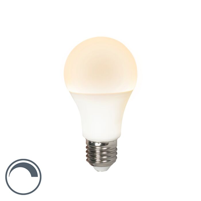 Lampe-à-LED-E27-240V-12W-1200lm-A60-dimmable