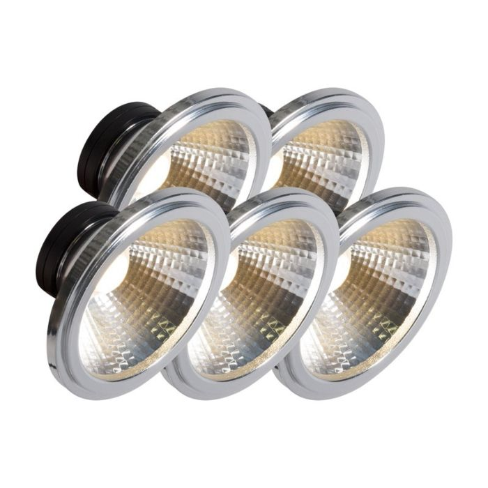 AR111-lampe-LED-COB-7W-24°-set-de-5