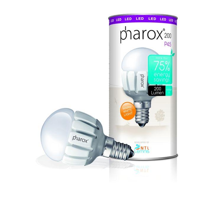 Ampoule-LED-Pharox-200-P45-E14-230V