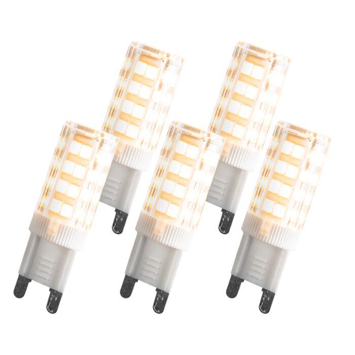 Ampoule-LED-G9-3.3W-280-lumen-Pack-de-5