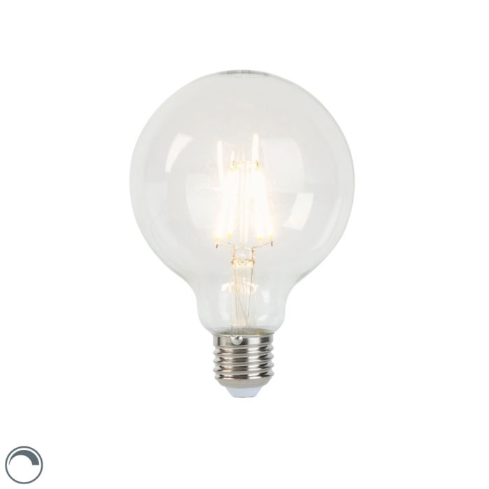 Filament-LED-E27-dimmable-G95-5W-470-lm-2700K