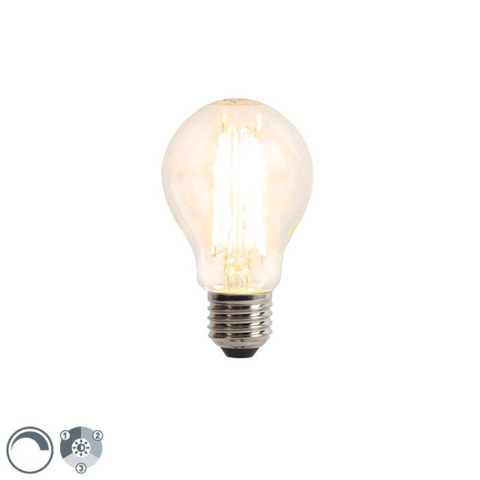 Lampe-à-incandescence-LED-E27-dimmable-3-niveaux-6W-480-lm-2700K