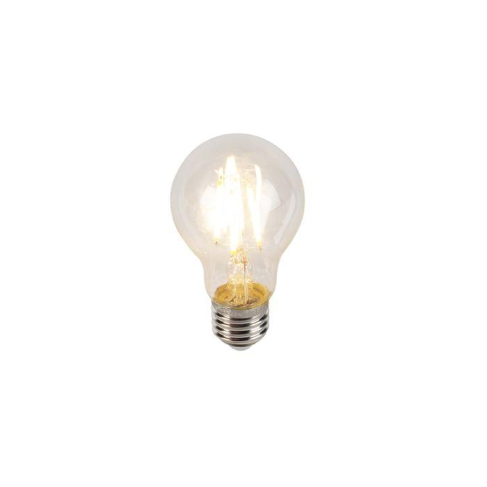 Lampe-à-incandescence-LED-E27-4W-400-lumen-blanc-chaud-2700K-avec-capteur-de-lumière-noire