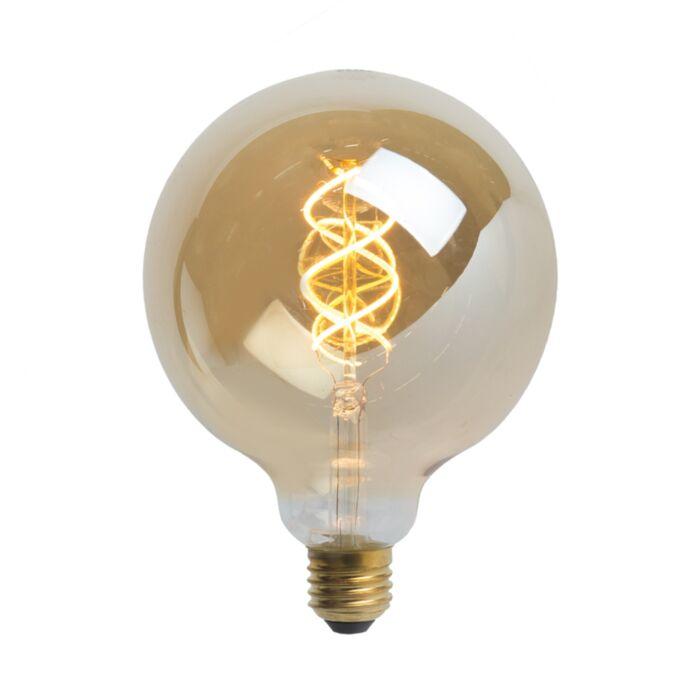 Ampoule-globe-LED-filament-E27-5W-300-lumen-blanc-chaud-2200K
