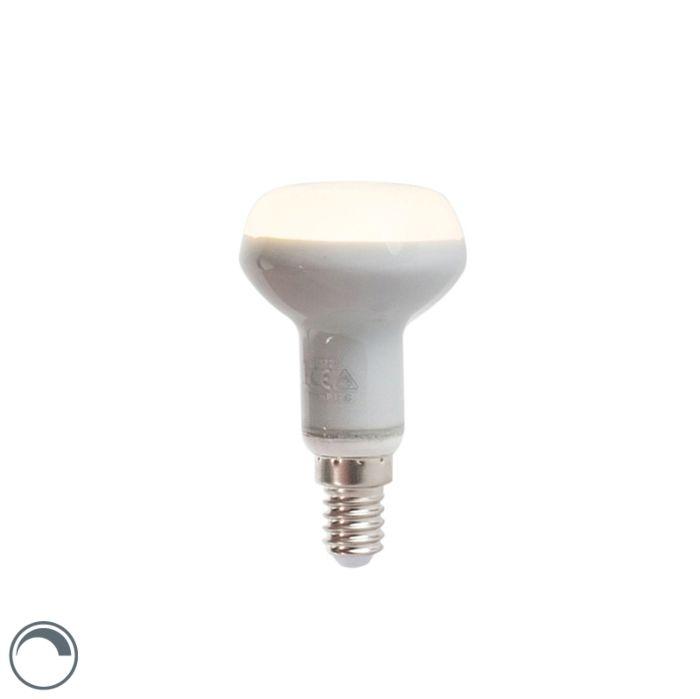 Lampe-à-réflecteur-LED-dimmable-E14-R50-3W-220-lm-2800K