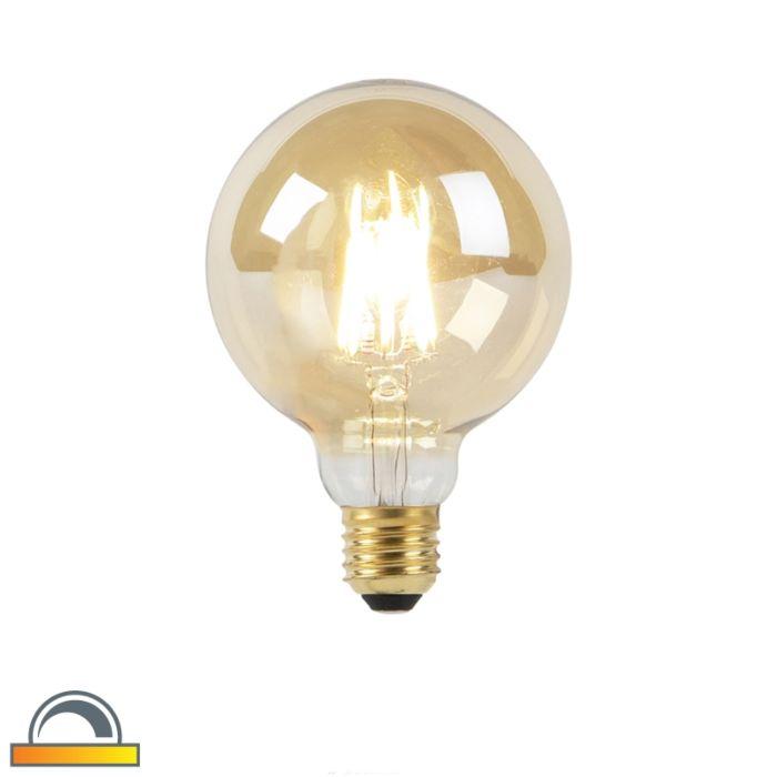 Lampe-à-incandescence-à-filament-doré-E27-dim-à-chaud-G95-8W-2000-2600K