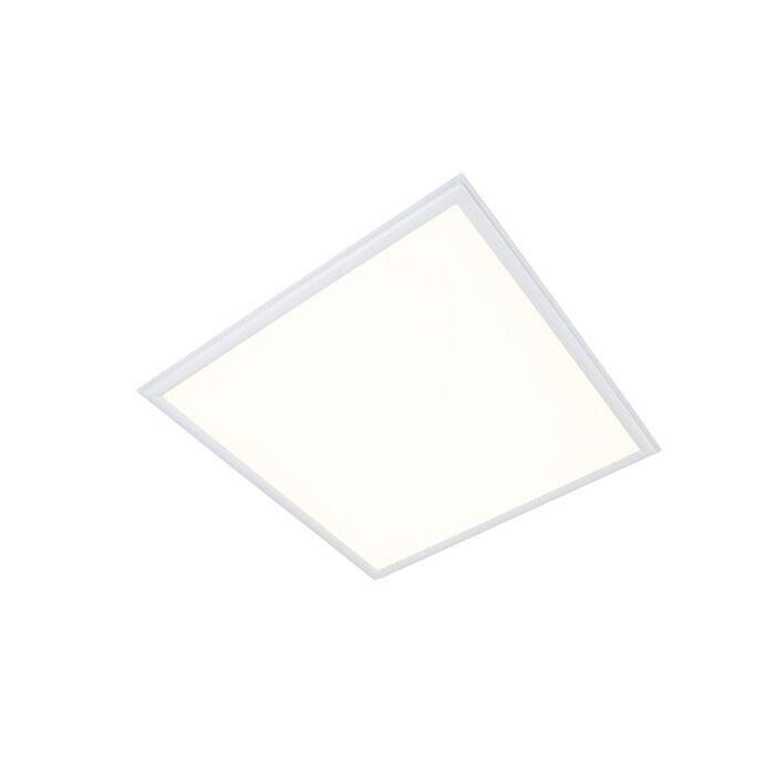 Panneau-LED-carré-29W-3600-lumens-blanc-chaud-3000K