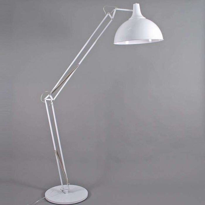 Lampe-arc-Hobby-XXL-blanche