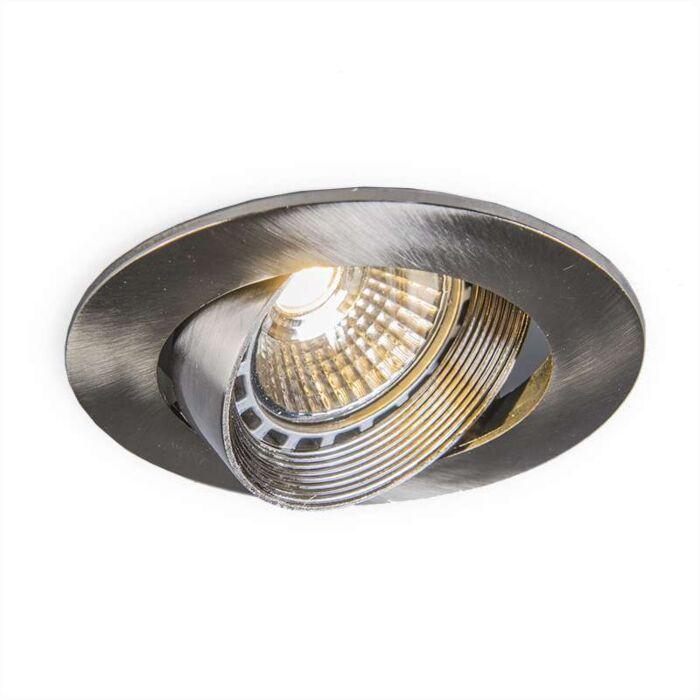 Spot-encastré-à-LED-Esay-acier