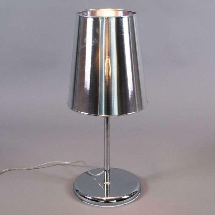 Tafellamp-Miracle-60-zilver