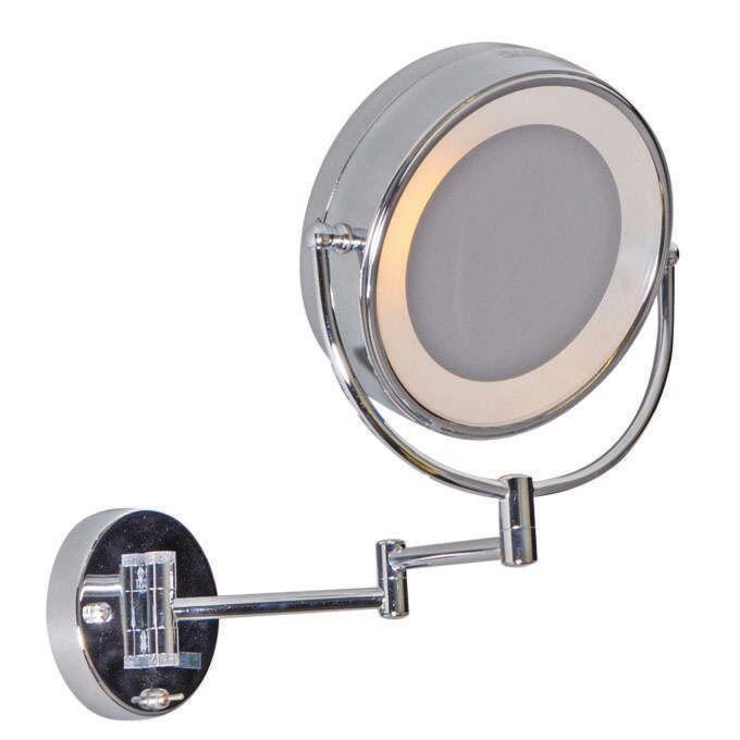 Miroir-mural-maquillage-rasage