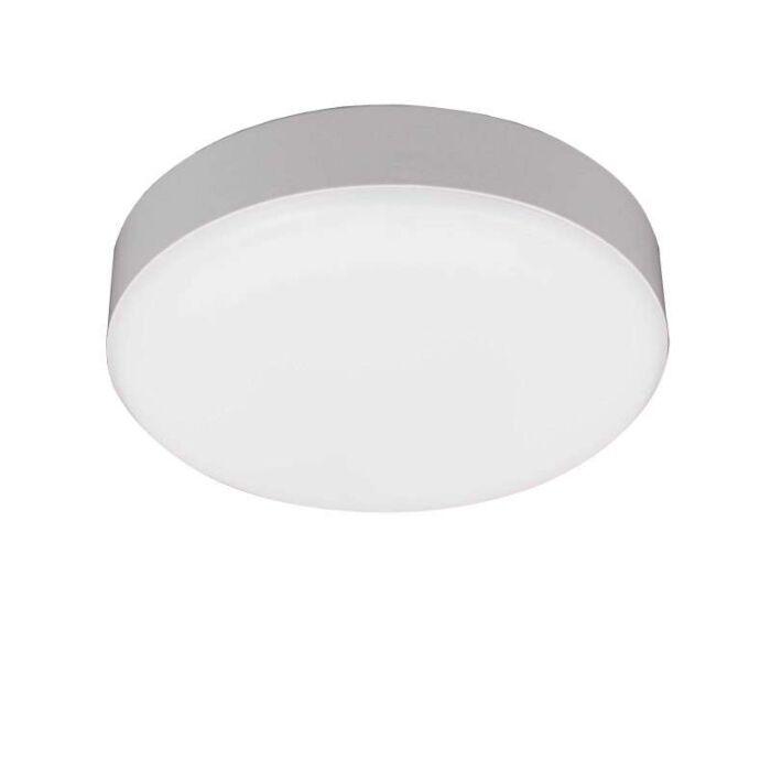 Plafonnier-Rondo-blanc-22,5cm