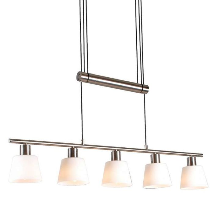 Suspension-Pendula-93-cm-5-lumières