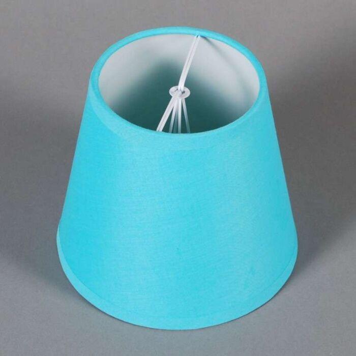 Abat-jour-à-pince-15-cm-bleu-azur