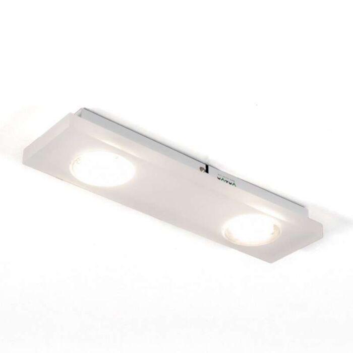 Plafonnier-Donna-2-lumières