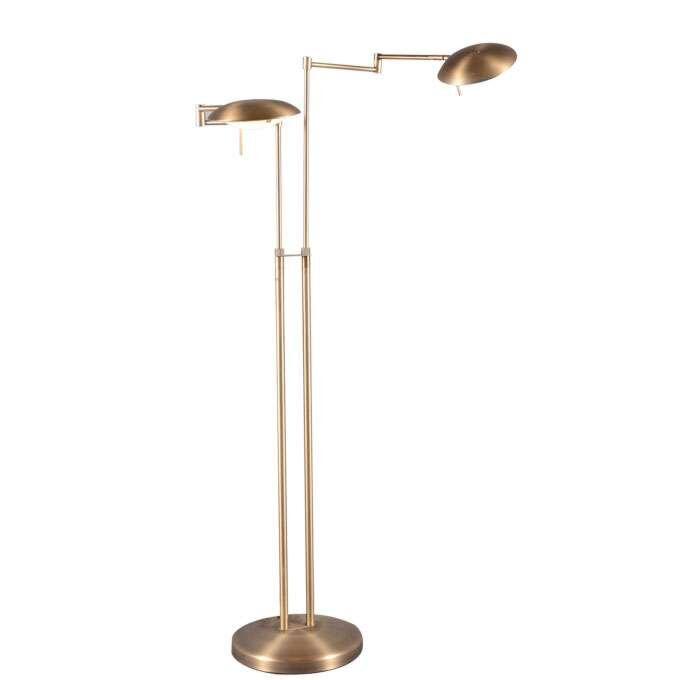 Lampe-de-lecture-Lawant-2-lumières-or