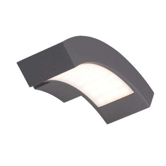 Applique-extérieure-Sweden-LED-60-cm-anthracite