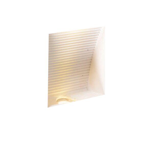 Applique-murale-à-encastrer-Zero-carré-LED