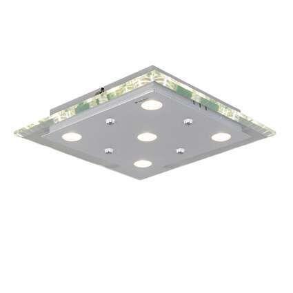 Suspension-Credo-carré-30-cm-transparent