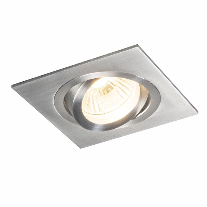 Spot-encastrable-en-aluminium-inclinable---Serrure-1