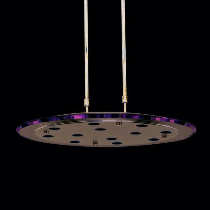 Suspension-Credo-rond-50-cm-transparent