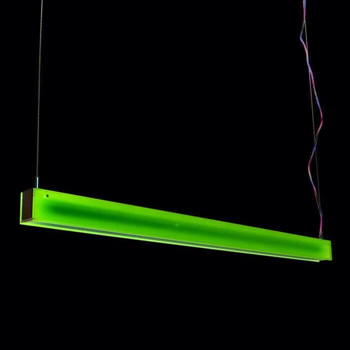 Suspension-Tube-R-118-cm-violet-28W
