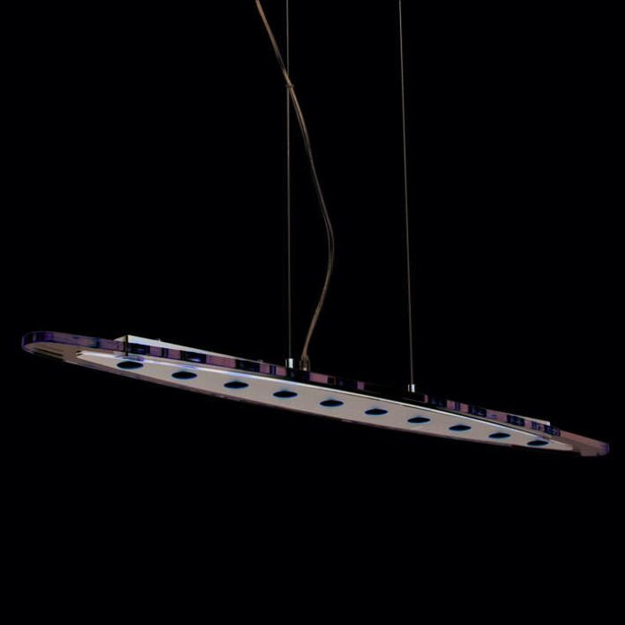 Suspension-Credo-ovale-100-cm-LED-transparent