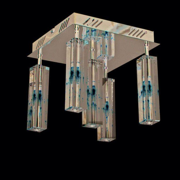 Plafonnier-Ceres-5-lumières
