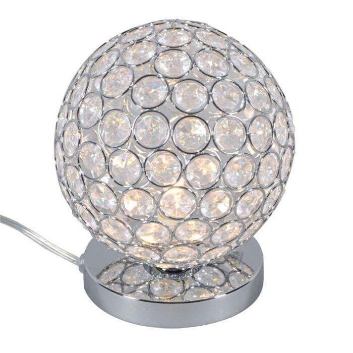 Lampe-de-table-Sfera-1-chrome