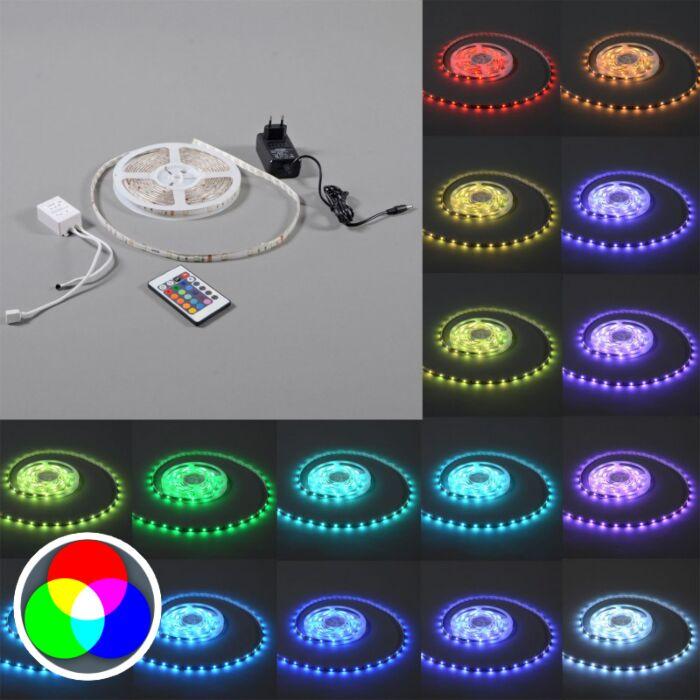 Bande-LED-flexible-RGB-IP20-5-m