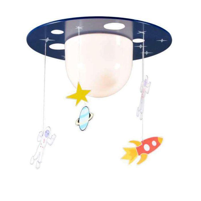 Plafonnier-Kids-Space-35-cm
