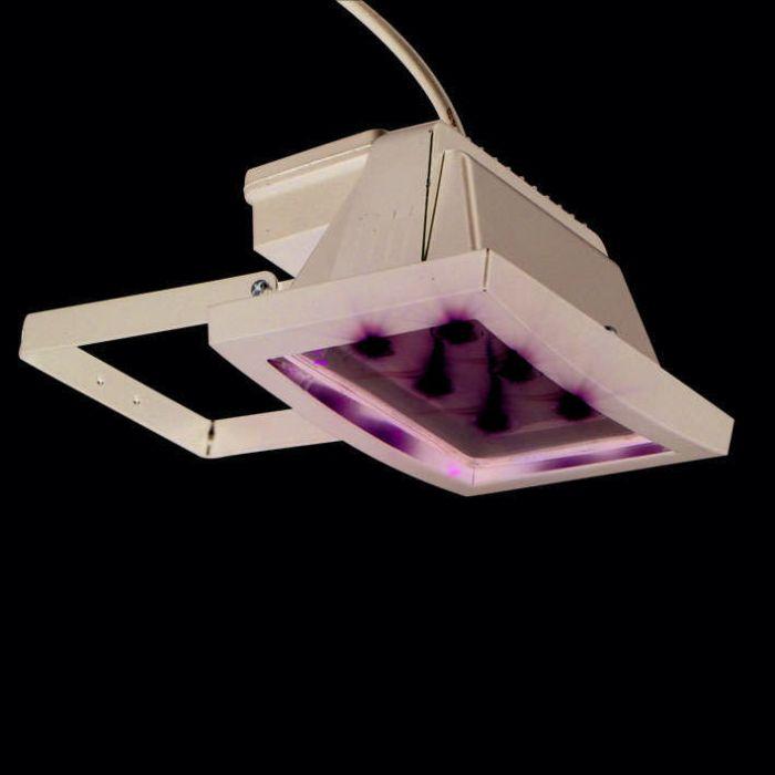 Projecteur-LED-VAP-6-lumières-noir