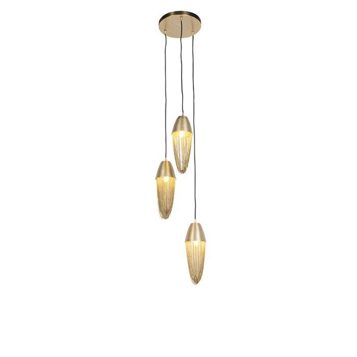 Suspension-orientale-3-lumières---Catena