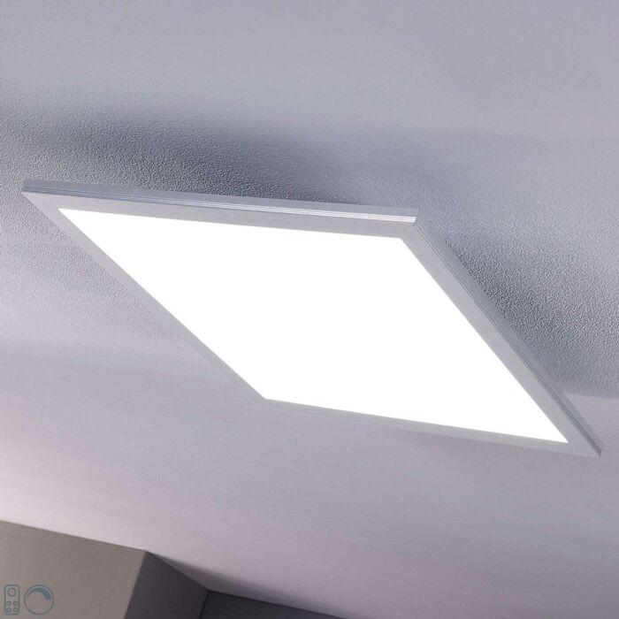 Panneau-LED-moderne,-y-compris-LED-avec-télécommande-62-cm---Liv
