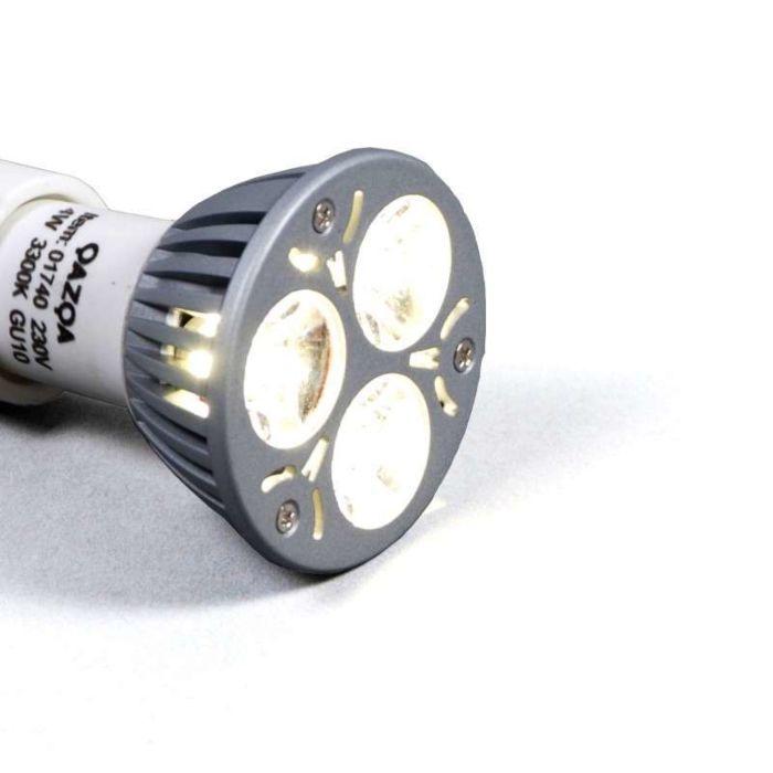 Lampe-LED-haute-puissance-GU10---3.5W-=-35W-blanc-3300K