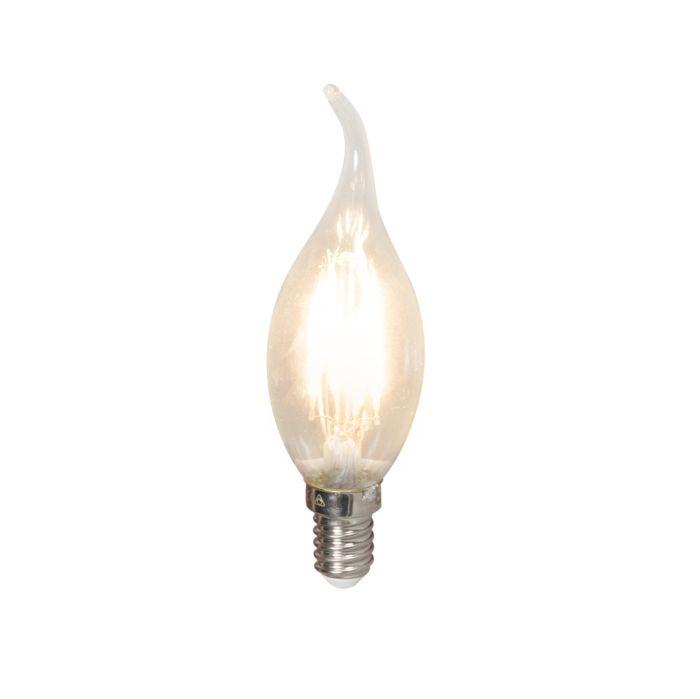 Ampoule-LED-Bougie-à-filament-E14-240V-3,5W-350lm-BXS35-dimmable