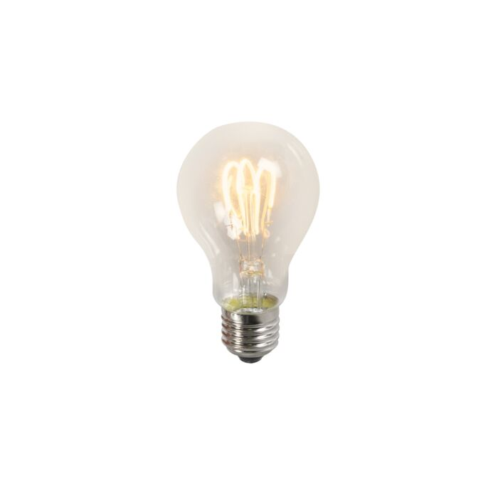 Lampe-LED-à-filament-torsadé-A60-3W-2200K-clair