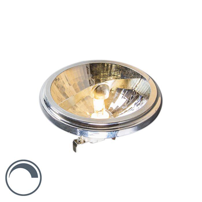 Ampoule-halogène-Osram-à-intensité-variable-G53-AR111-35W-320-lumen-2700K