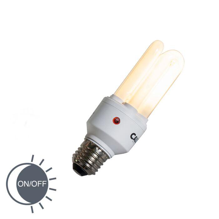 Ampoule-Sensor-E27-15W-3U-T4-2700K