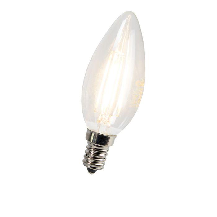 Ampoule-LED-filament-E14-3W-300-lumen