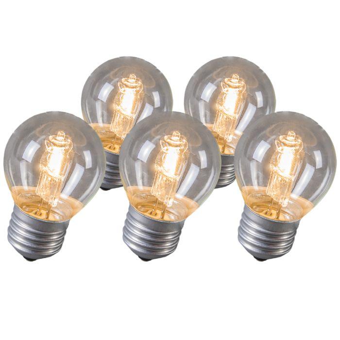 Ampoule-Halogènze-Kogel-E27-28W-Pack-de-5