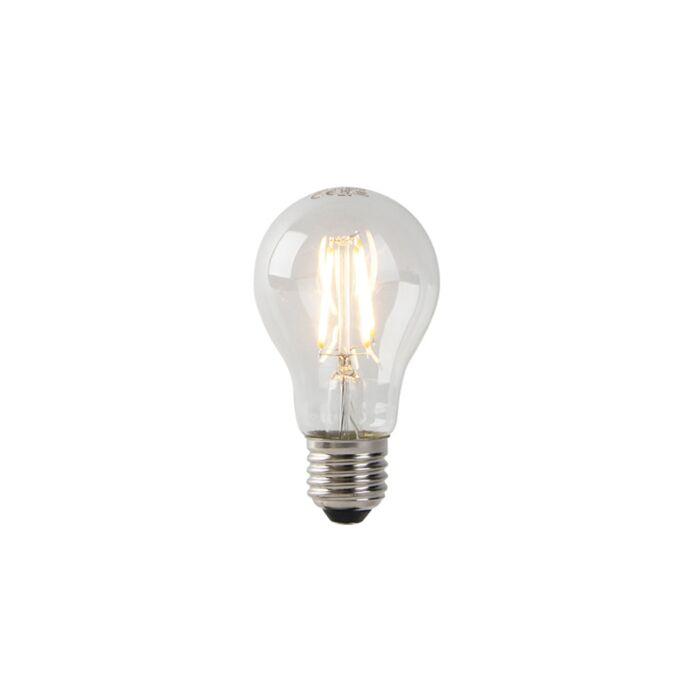 Lampe-à-LED-A60-E27-3W-2200K-filament-clair