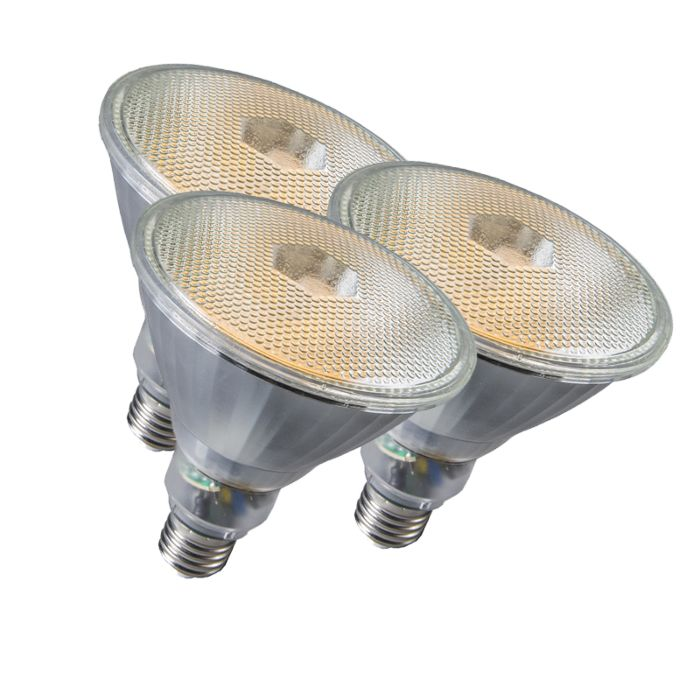 Set-de-3-ampoules-Par38-E27-20W-800LM-2700K