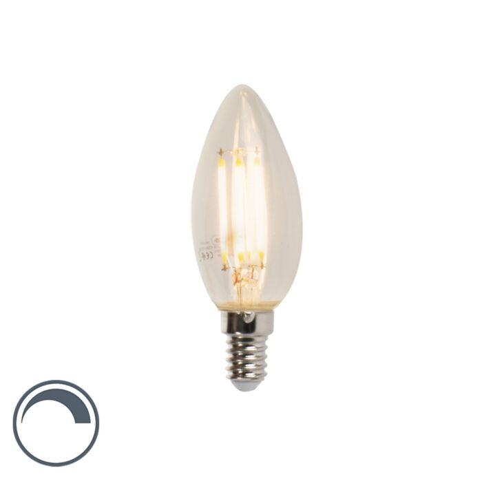 Lampe-à-bougie-à-filament-à-LED-à-intensité-réglable-E14-B35-5W-470lm-2700K
