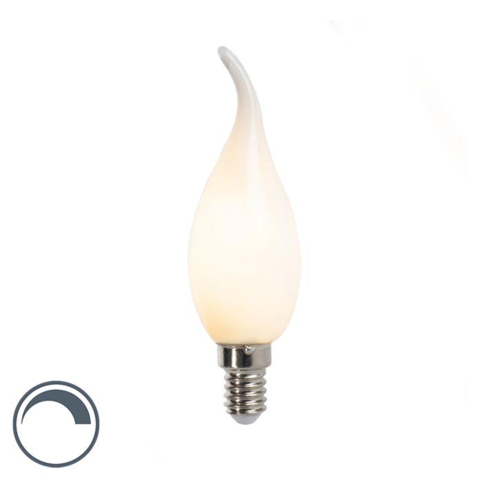 Lampe-à-bougie-à-incandescence-à-LED-E14-3W-250lm-F35-dimmable-matt